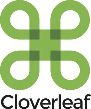 Infor Cloverleaf logo