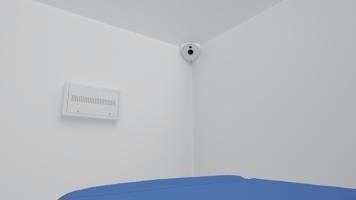 NOVA ALA 20 Ligature-Resistant and Tamper-Resistant Fixed Room Asset