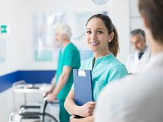 NOVA helps nursing staff provide enhanced patient monitoring and care